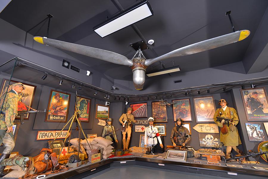 """3kat3 - متحف """"هيسارات"""" في تركيا لمحبي الأسلحة التاريخية"""
