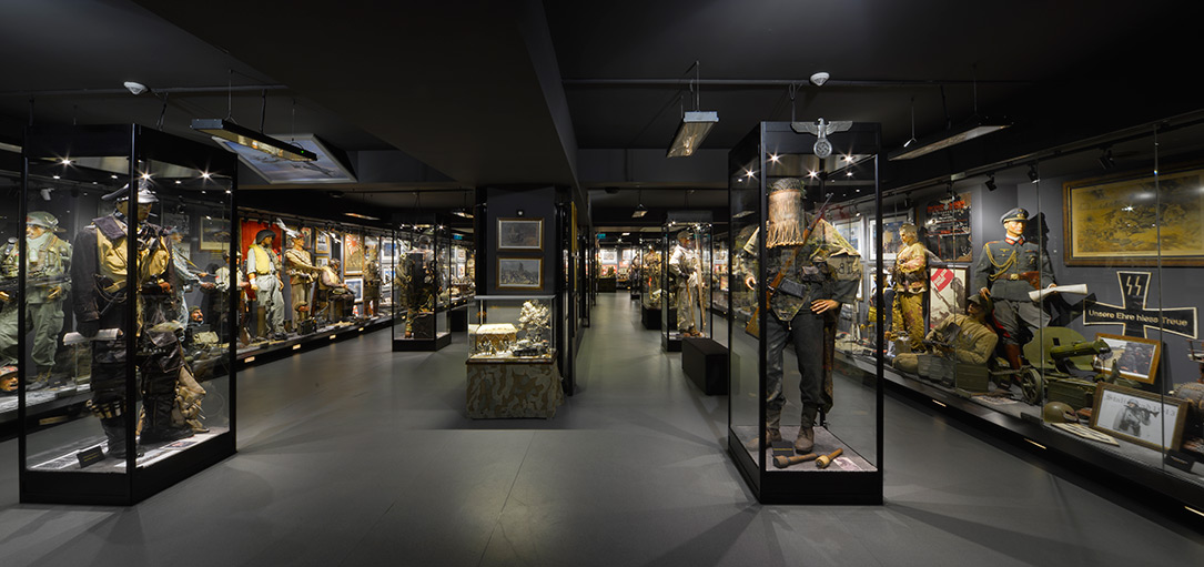"""kat4 - متحف """"هيسارات"""" في تركيا لمحبي الأسلحة التاريخية"""